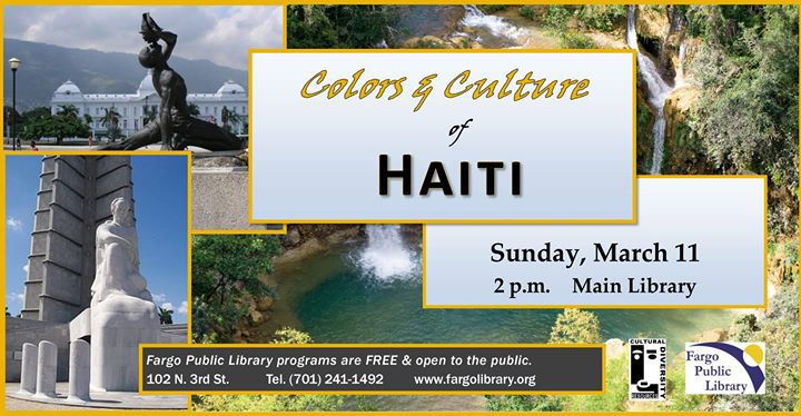 Join Us For An Amazing Tour And Facts On Haiti By Ricot Aladin Our Presenter Will Provide Some Highlights Information About Haitis Traditions
